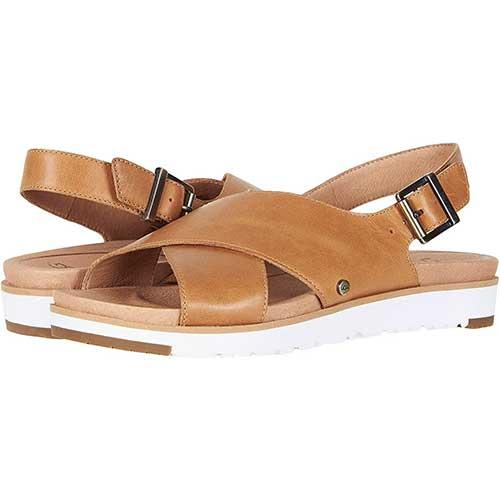 summer-capsule-wardrobe-comfortable-sandals