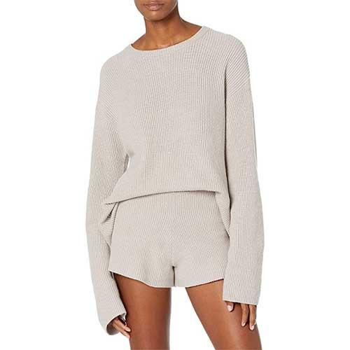 sweater-short-set