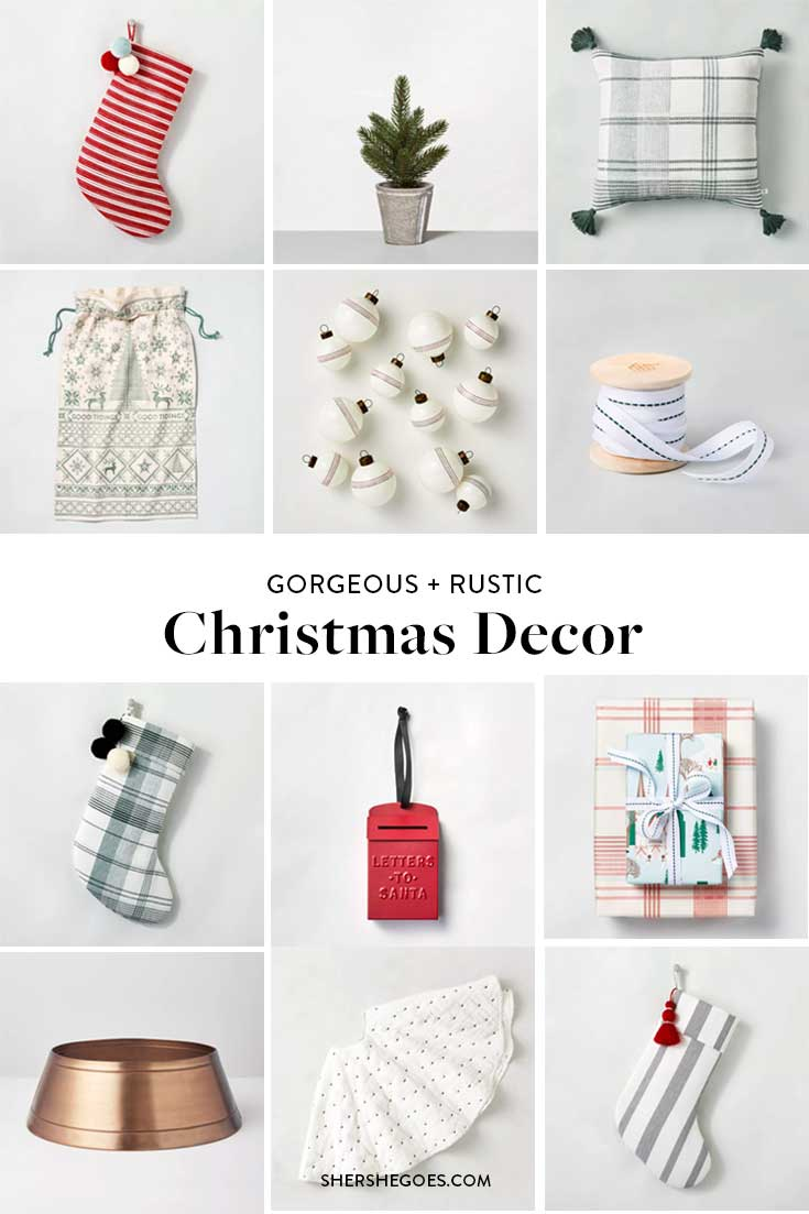 target-christmas-decorations