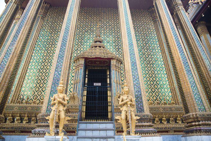 thailand bangkok royal palace buddha temple gold thai summer travel photo shershegoes.com (2)
