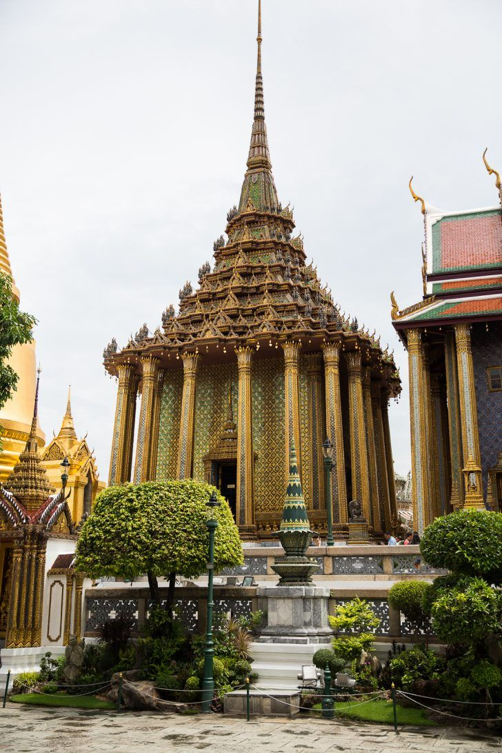 thailand bangkok royal palace buddha temple gold thai summer travel photo shershegoes.com (4)