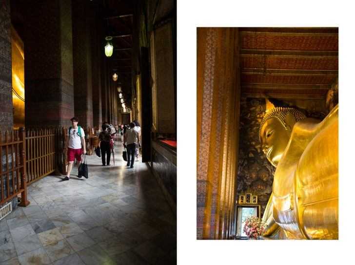 thailand bangkok wat pho buddha temple gold religion thai chedi summer travel photo shershegoes.com (1)