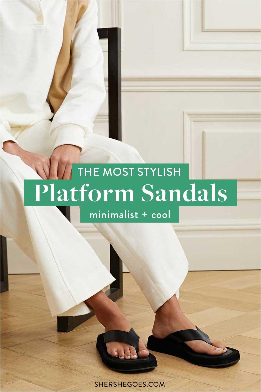 the-row-platform-sandals-dupe