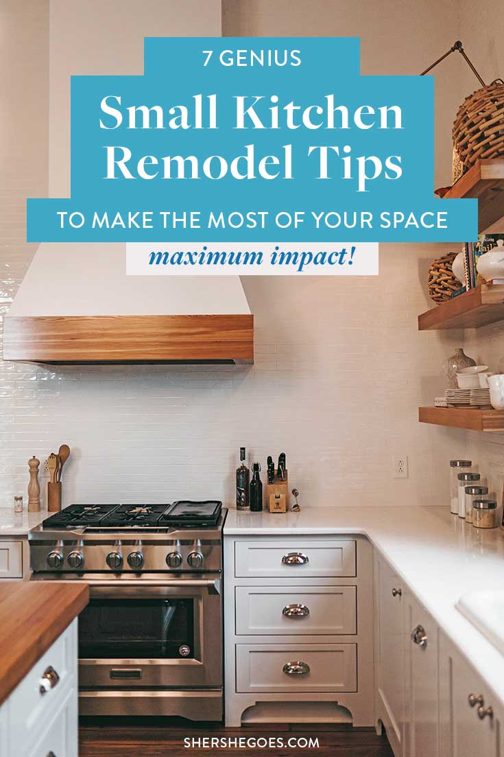 How To Remodel A Small Kitchen Maximize Storage Efficiency