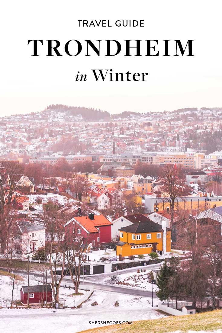 trondheim-winter