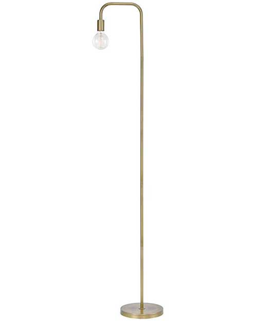 vintage exposed bulb floor lamp amazon
