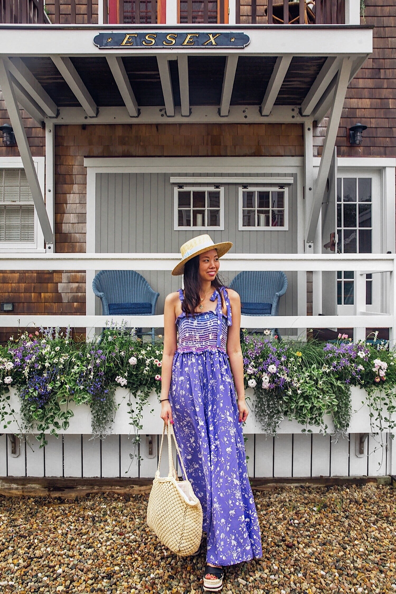 what to wear in nantucket getaway