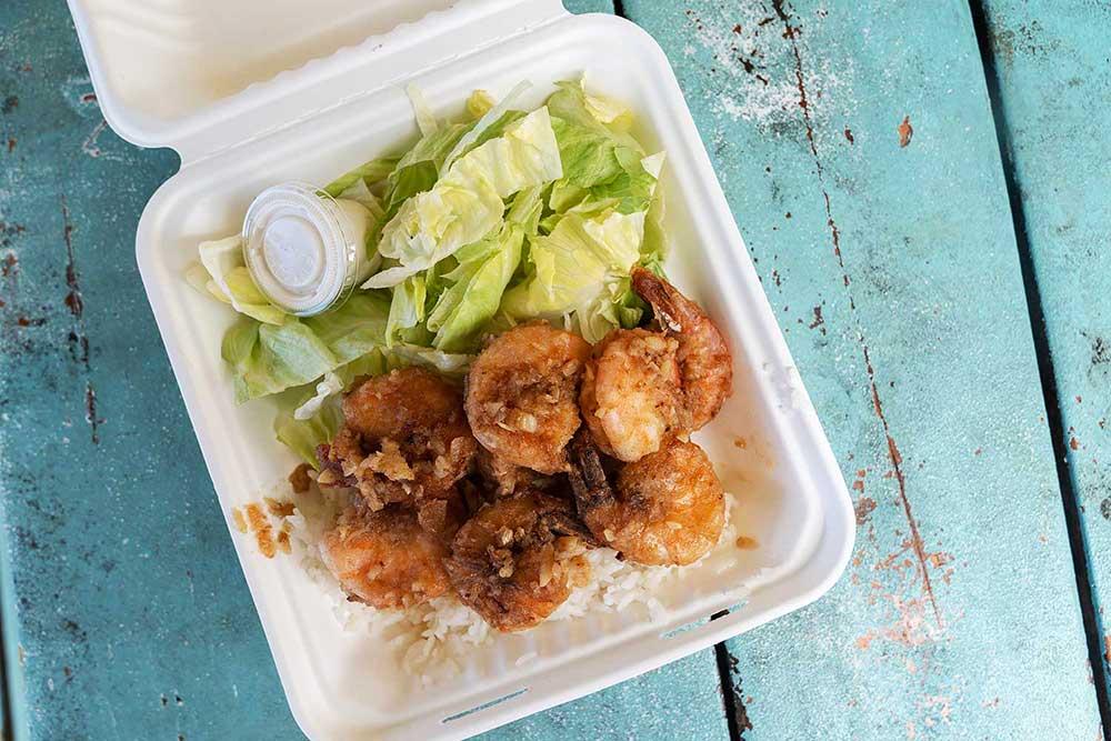 where to eat north shore oahu