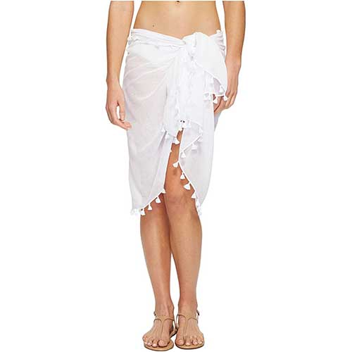 white-sarong-cover-up-with-pom-poms