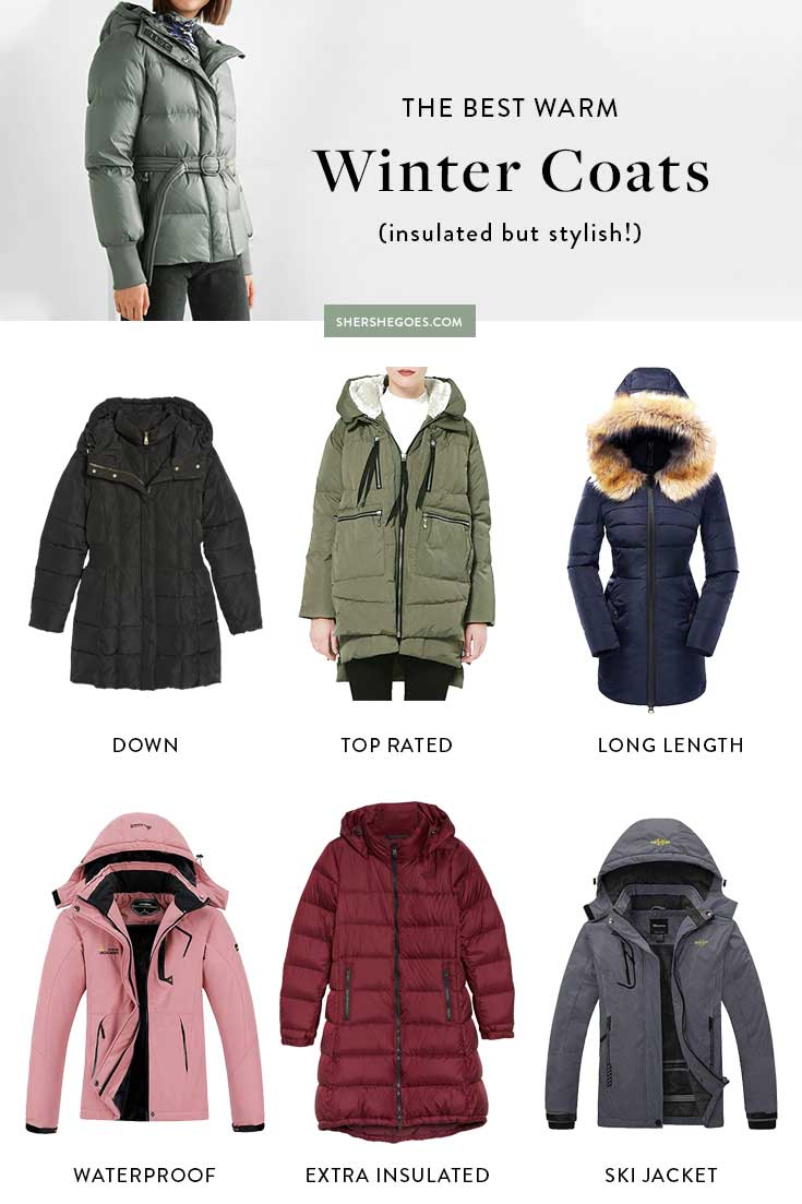 Waterproof Winter Parka Womens