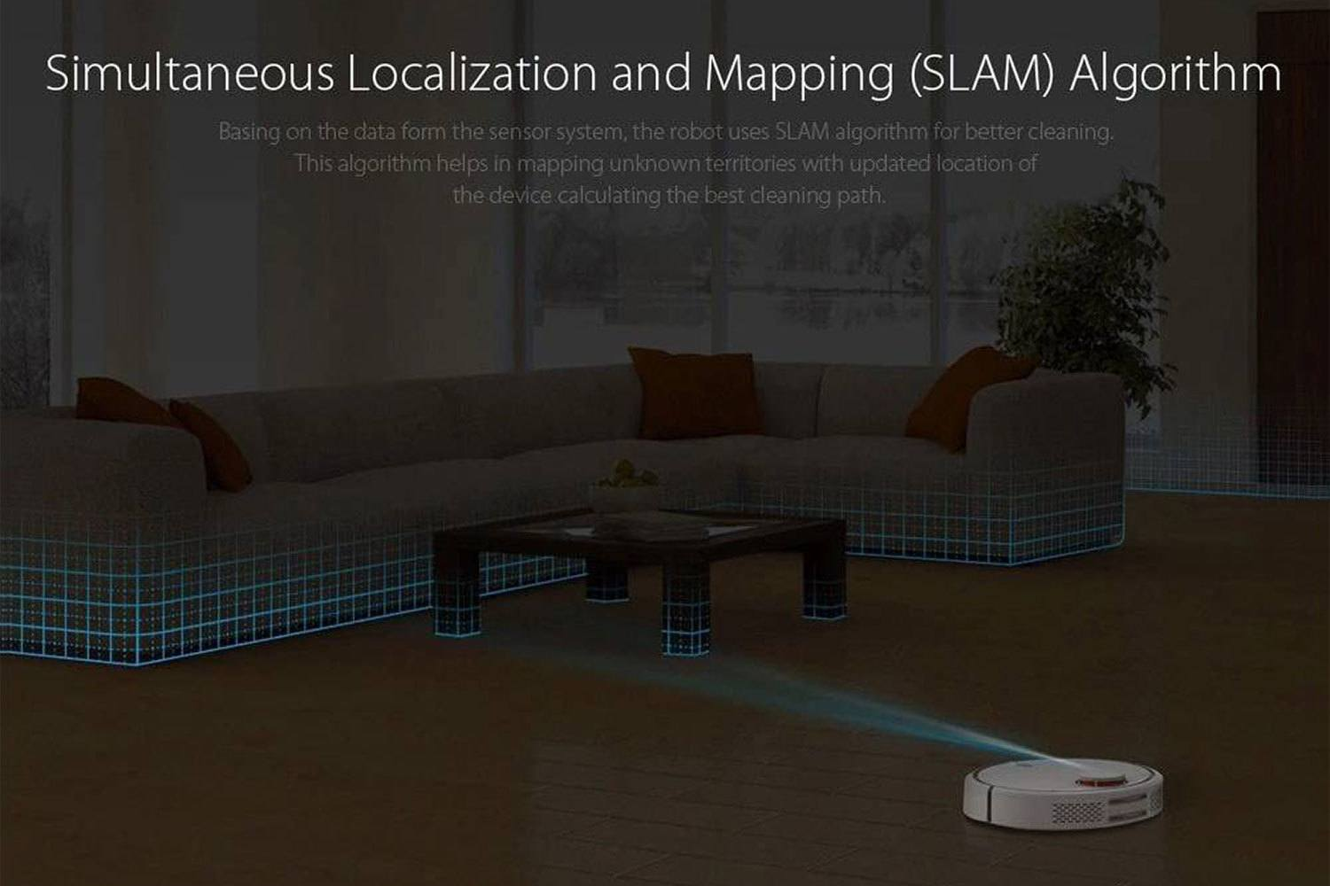 xiaomi mi robot vacuum vs roomba 980 mapping and navigation